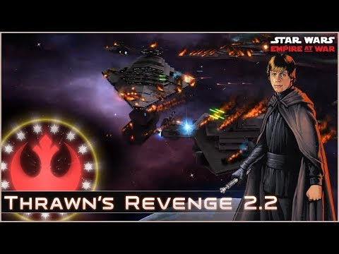 Anx Minor Major Showdown - Ep 12  [ New Republic ] Thrawn's Revenge 2.2 Mod Preview