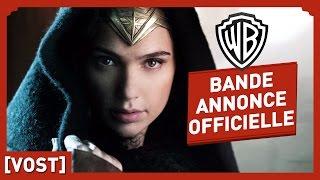 Bande annonce Wonder Woman