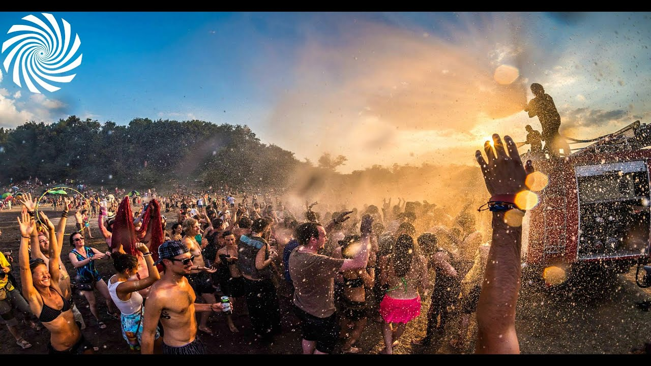 Ozora Festival Ozora Festival 2016 Fire Truck Party Youtube