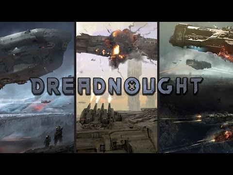 """Dreadnought"" First Look! Free To Play Spaceship Battles!"