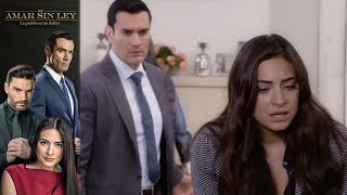 Por Amar Sin Ley 2 - Capítulo 1: ¡Alejandra desesperada por el rescate de su padre! | Las Estrellas