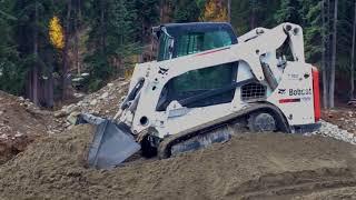 Video still for Bobcat Loader Comfort Allows Injured Site Developer to Launch Business