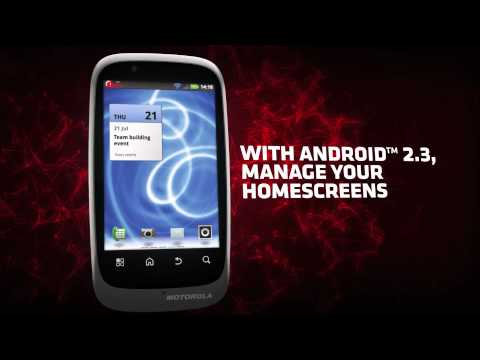 Motorola Fire XT - Live The Whole Story