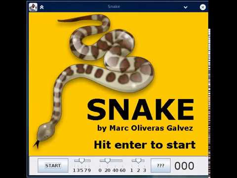 Java source code: Snake game
