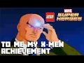 To Me My X-Men Achievement / Trophy Guide - Lego Marvel Super Heroes