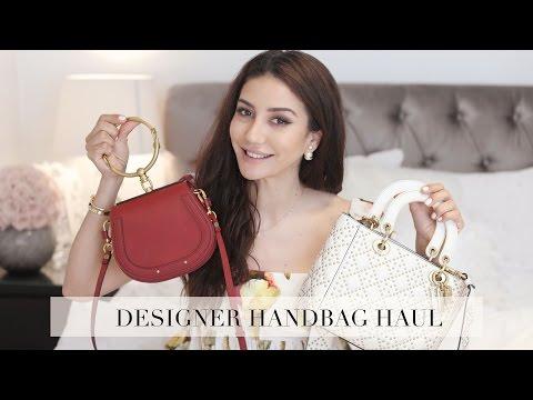 Designer Bag Haul Video