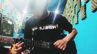 Bono_22 lagu ciptaan sendiri dengan judul Rindu