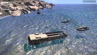 Arma 3 Beta Boat Transportation