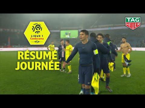 Résumé 16ème Journée - Ligue 1 Conforama / 2019-20