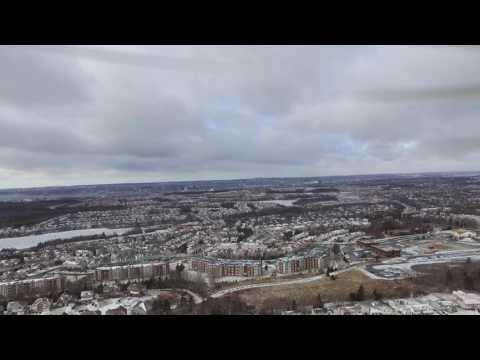Drone flight to Cole Harbour