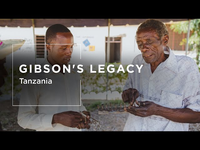 Gibson's Legacy - Compassion International