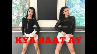 Harrdy Sandhu - Kya Baat Ay Dance Video | Nidhi Kumar Choreography ft. Dhruvi Shah