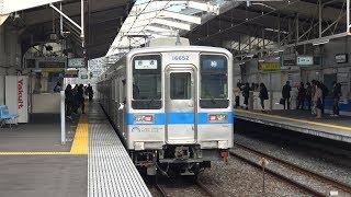 東武野田線新船橋駅を発着する8000系、10030系、60000系