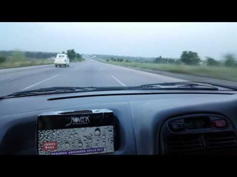 Pakistan Beauty Motorway Road Peshawar to Lahore