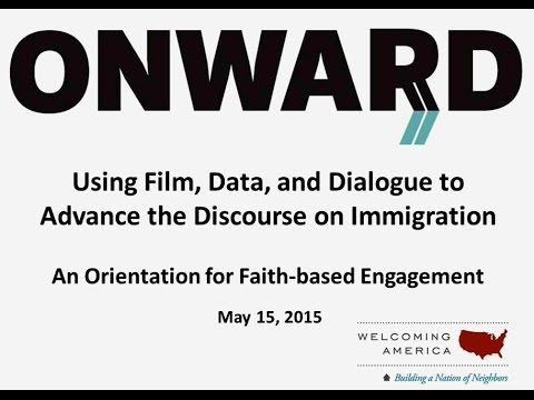 Advancing the discourse on immigration in faith-based communities