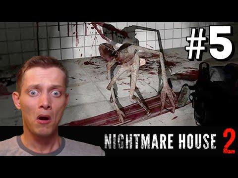 Nightmare House 2 Прохождение ► И ТУТ РЫЖИЙ?! ► #2