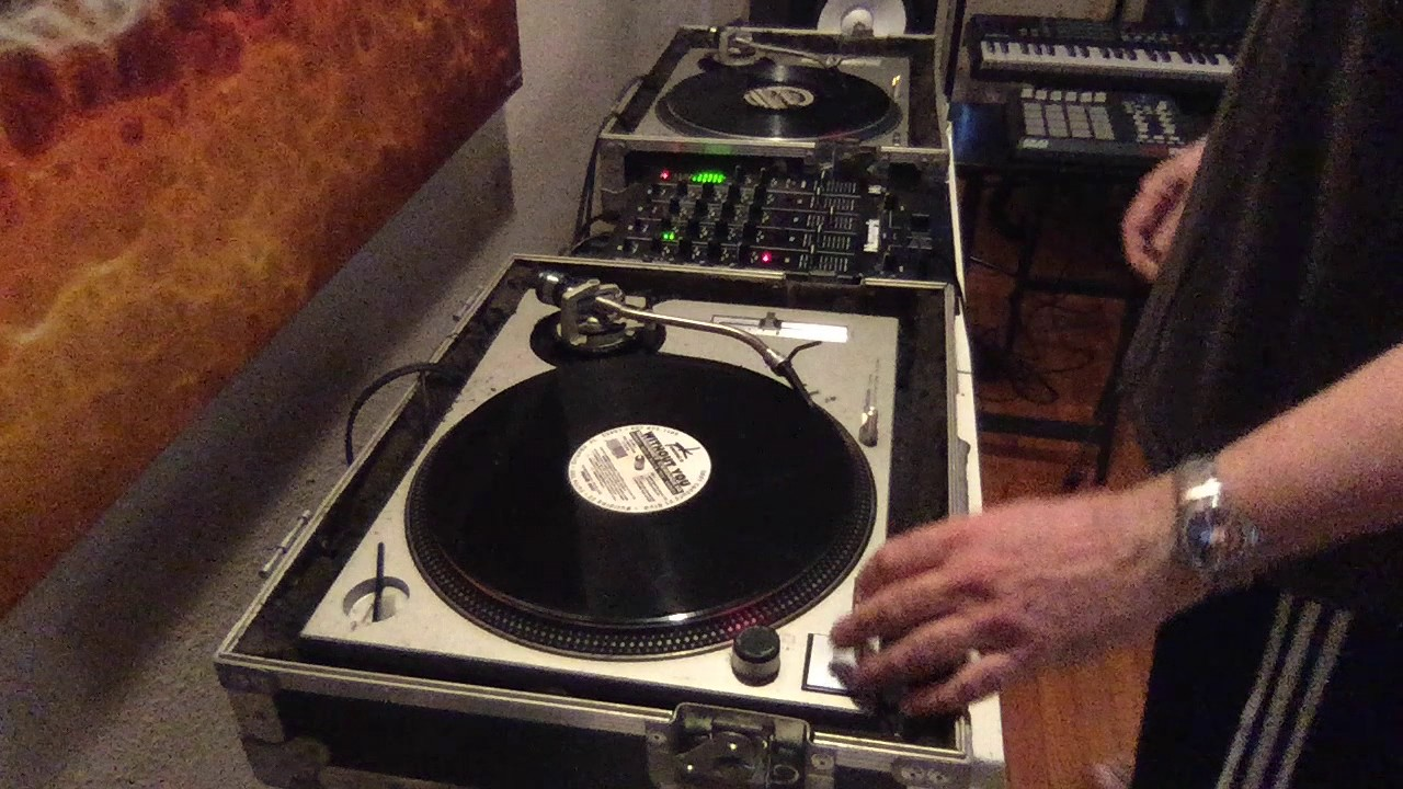 Old Skool Quot Florida Breaks Quot Dj Mix From 1990s Vinyl Records