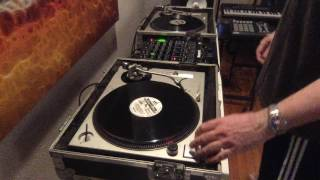 Old Skool 'Florida Breaks' DJ mix from 1990s vinyl records