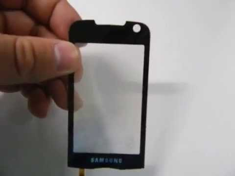 Сенсорный экран для Samsung B7722