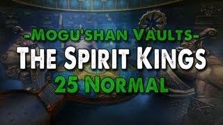 Method vs The Spirit Kings (25 Normal)