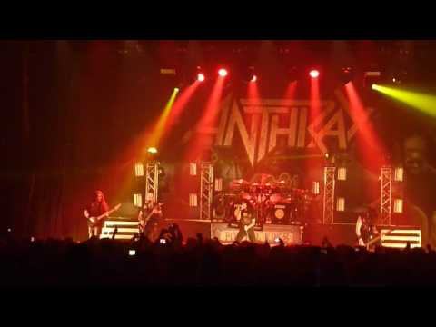 ANTHRAX One World [Live 2017 Paris]
