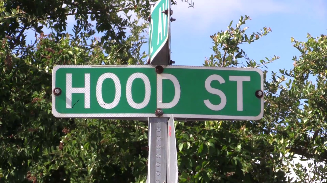 When Hollywood shrugged over Confederate street names, one man stood firm