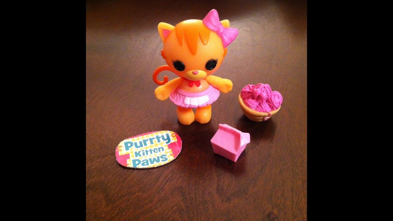 Lalaloopsy Mini Pet Pals Minis PetPals Unboxing & Review ...
