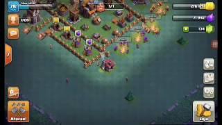 O poder da máquina de batalha no Clash of clans(vila do construtor parte #2)