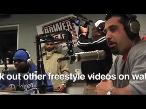 crooked i on the wake up show with the avila brothers-part 1
