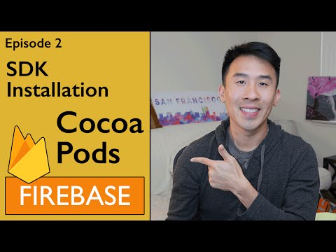 Swift: Firebase 3 - Installing SDK using Cocoapods and Saving Users into Database (Ep 2)