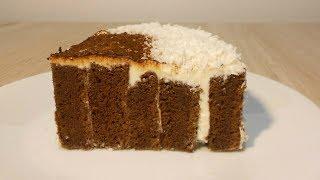 """Торт """" Неженка"""".Необычайно вкусный простой торт с нежным кремом."""
