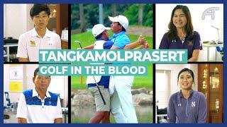 Golf in the Blood | Pavit Tangkamolprasert