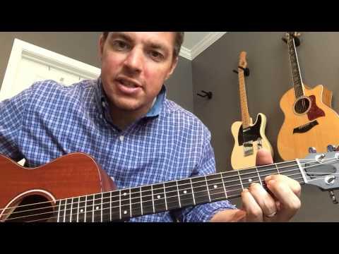 I Have Decided to Follow Jesus - Beginner Guitar Lesson (Matt McCoy)
