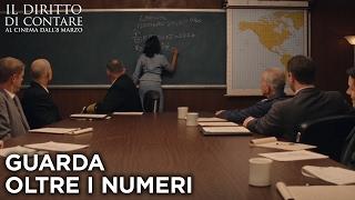 Guarda oltre i numeri | Il Diritto di Contare | 20th Century Fox [HD]