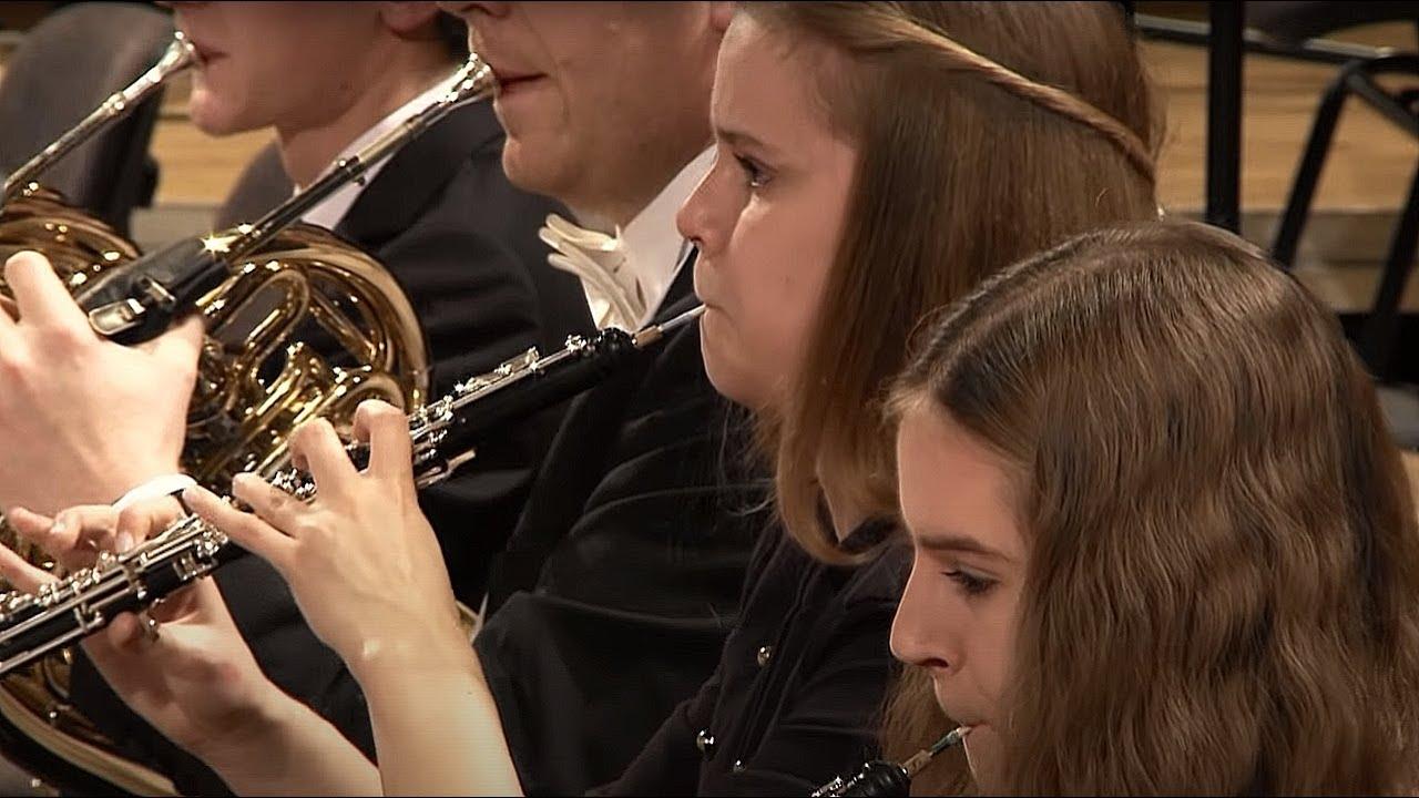 "Joseph Haydn – ""Farewell"" Symphony No. 45 in F-sharp minor, Hob. I:45"
