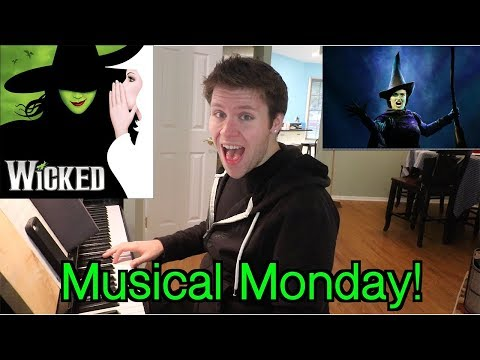 Defying Gravity from WICKED | Musical Monday!
