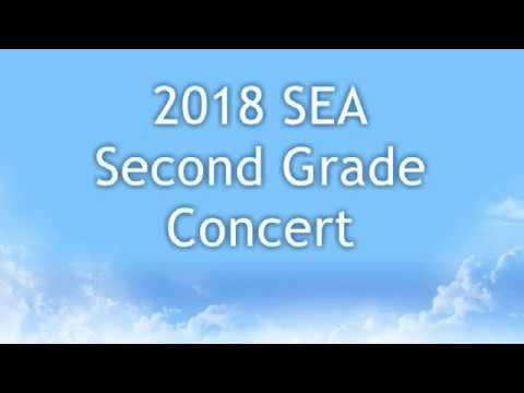 2018 SEA 2nd Grade Concert