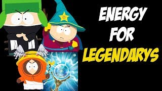 Energy for Legendarys - South Park Phone Destroyer