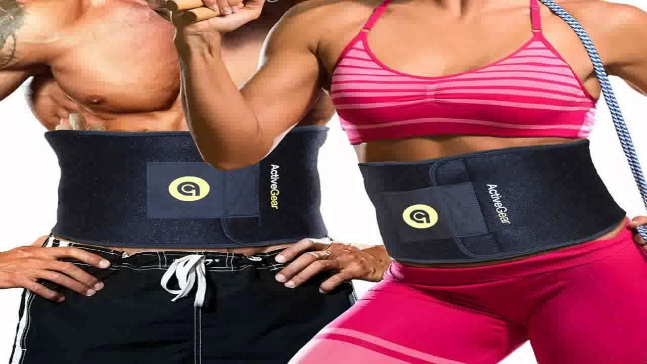 b47fee4685 Neopromedical Waist Trimmer Belt Weight Loss Wrap Stomach Fat Burner Low Ba