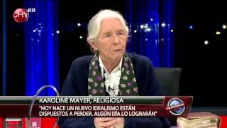 Karoline Mayer en Tolerancia Cero (parte 1)