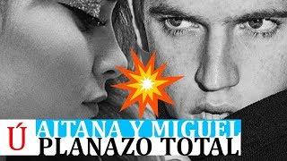 La escapada de lujo de Aitana y Miguel a lo Blanca Suarez y Mario Casas que desata la red