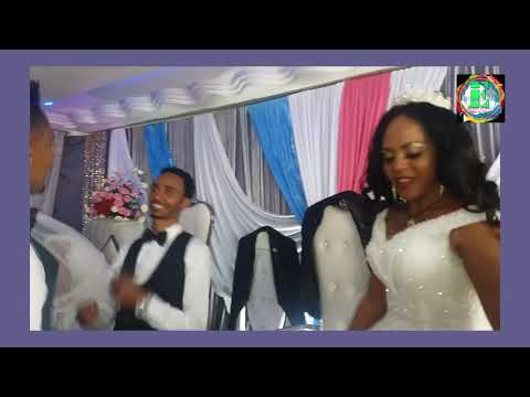 Beautiful Ethiopian Wedding -Solomon Alemu & Ayenalem