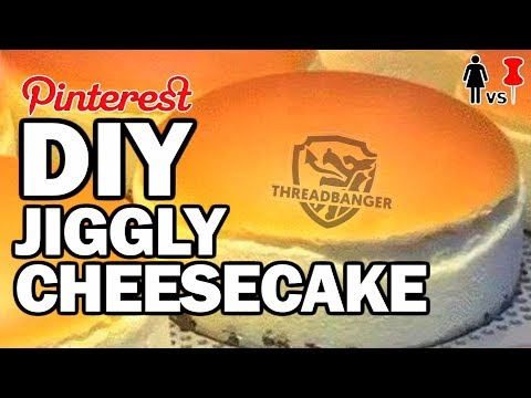 DIY Jiggly Cheesecake, Corinne VS Cooking