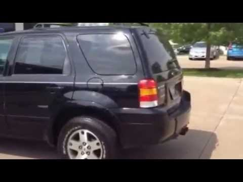 2007 Ford Escape. JD Byrider Davenport, Iowa 52809