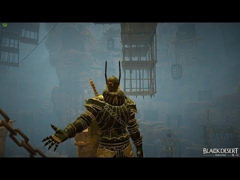 BDO 61 warrior 1v1 duel highlights - FilthyFish