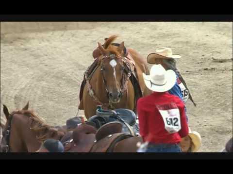 Calgary Stampede 2016 Barrel Racing Day 3