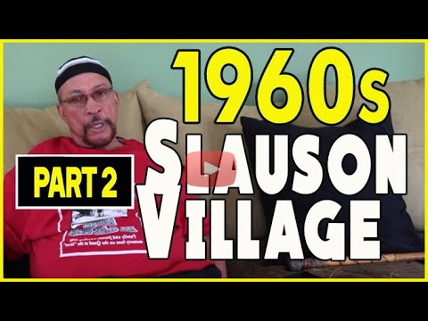 Slauson talks about Black Panther safe house, converting to Islam and publishing book. (pt.2of2)