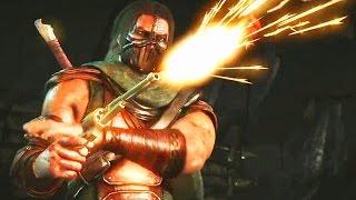 Download Video Mortal Kombat X: How To Play Erron Black (Gunslinger) Most Damaging Combos & Tips! MP3 3GP MP4