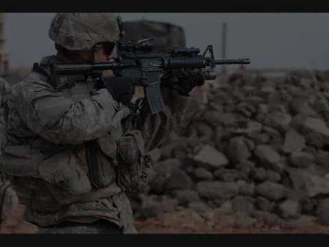 U.S. Military Tribute. Here Without You - 3 Doors Down