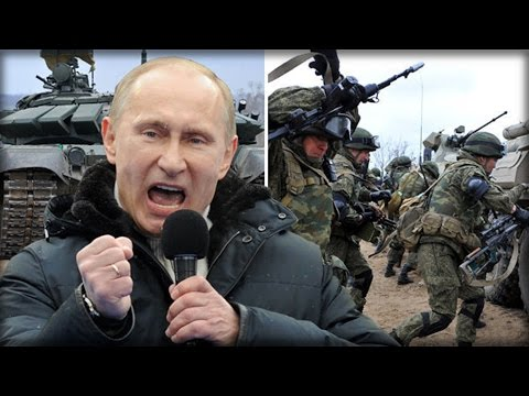 BREAKING: RUSSIAN ARMY 40,000 STRONG MOBILIZES ON UKRAINE BORDER – NATO TELLS PUTIN TO BACK DOWN